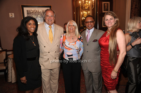 Alia Jones, Stewart Lane, Ellen Krass, Stephen Byrd, Bonnie Comley<br /> photo by Rob Rich/SocietyAllure.com © 2012 robwayne1@aol.com 516-676-3939