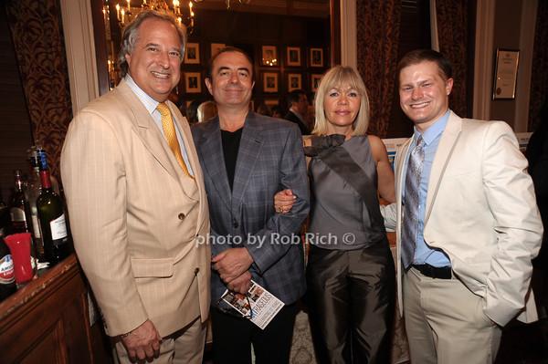 Stewart Lane, Vladmir Balaeskul, Olga Balaeskul, Alex Washer<br /> photo by Rob Rich/SocietyAllure.com © 2012 robwayne1@aol.com 516-676-3939