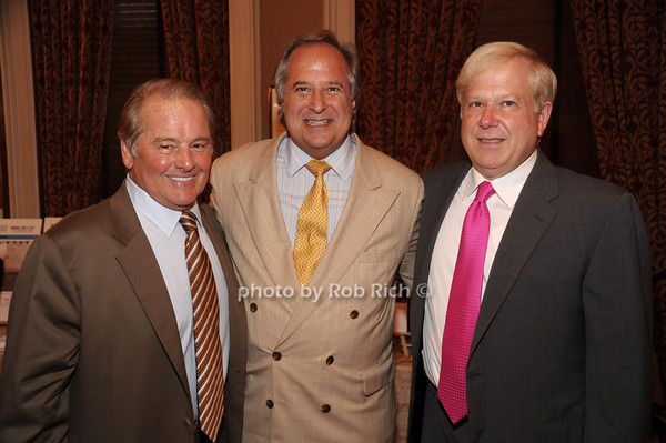 Rod Gilbert, Stewart Lane, Mark Zurack<br /> photo by Rob Rich/SocietyAllure.com © 2012 robwayne1@aol.com 516-676-3939