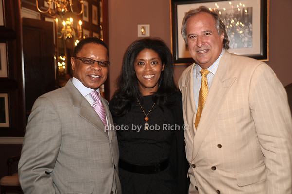 Stephen Byrd, Alia Jones, Stewart Lane<br /> photo by Rob Rich/SocietyAllure.com © 2012 robwayne1@aol.com 516-676-3939
