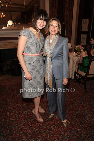 Annie Atienza, Jill Braufman<br /> photo by Rob Rich/SocietyAllure.com © 2012 robwayne1@aol.com 516-676-3939