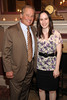 Rod Gilbert, Alyssa Renzi<br /> photo by Rob Rich/SocietyAllure.com © 2012 robwayne1@aol.com 516-676-3939