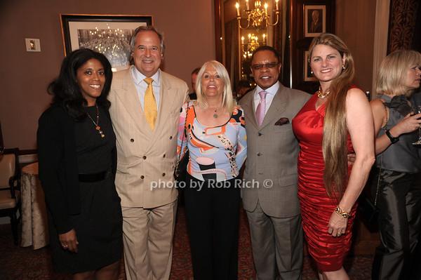 Alia Jones, Stewart Lane, Ellen Krass, Stephen Byrd, Bonnie Comley<br /> photo by Rob Rich/SocietyAllure.com © 2012 robwayne1@aol.com 516-676-3939