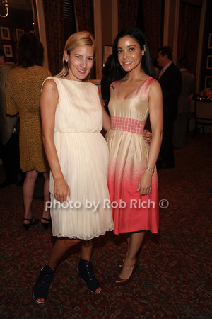 Jovana Stokic, Lisa Holm<br /> photo by Rob Rich/SocietyAllure.com © 2012 robwayne1@aol.com 516-676-3939
