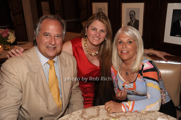 Stewart Lane, Bonnie Comley, Ellen Krass<br /> photo by Rob Rich/SocietyAllure.com © 2012 robwayne1@aol.com 516-676-3939