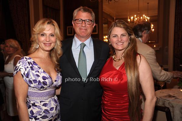 Linda Argila, Robert Futterman, Bonnie Comley<br /> photo by Rob Rich/SocietyAllure.com © 2012 robwayne1@aol.com 516-676-3939