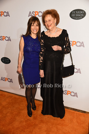 Judy Cohen, Barbara Portman photo by Rob Rich/SocietyAllure.com ©2017 robrich101@gmail.com 516-676-3939