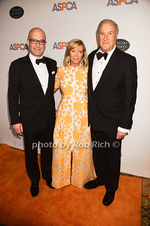 Linda Lloyd Lambert, Dan Lambert, Matt Bershadker photo by Rob Rich/SocietyAllure.com ©2017 robrich101@gmail.com 516-676-3939