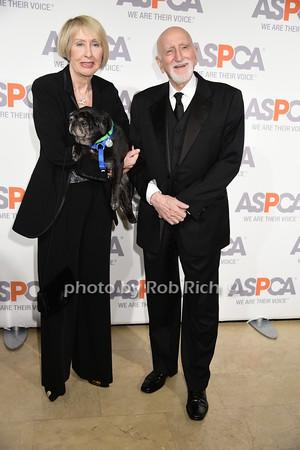 Jane Pitson and husband Dominic Chianese
