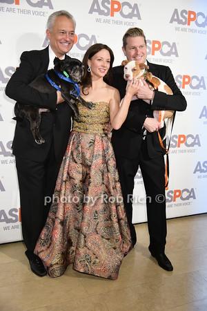 Mark Badgley, Arianna Boardman, and James Mischka