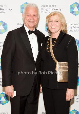Dr. Philip Steig; Gloria Jarecki photo by M.Peyton for  Rob Rich  © 2012 robwayne1@aol.com 516-676-3939