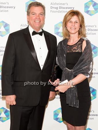 Chuck Imhof; Deborah Macellara photo by M.Peyton for  Rob Rich  © 2012 robwayne1@aol.com 516-676-3939