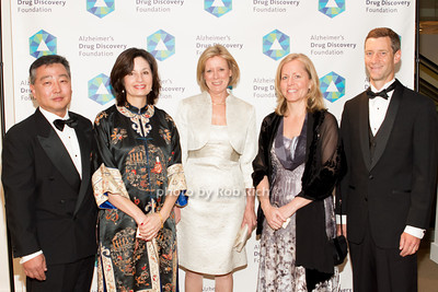 James Lah; Margery McKay; Janet Zeller; Kat Carrico; David Weinshenker photo by M.Peyton for  Rob Rich  © 2012 robwayne1@aol.com 516-676-3939