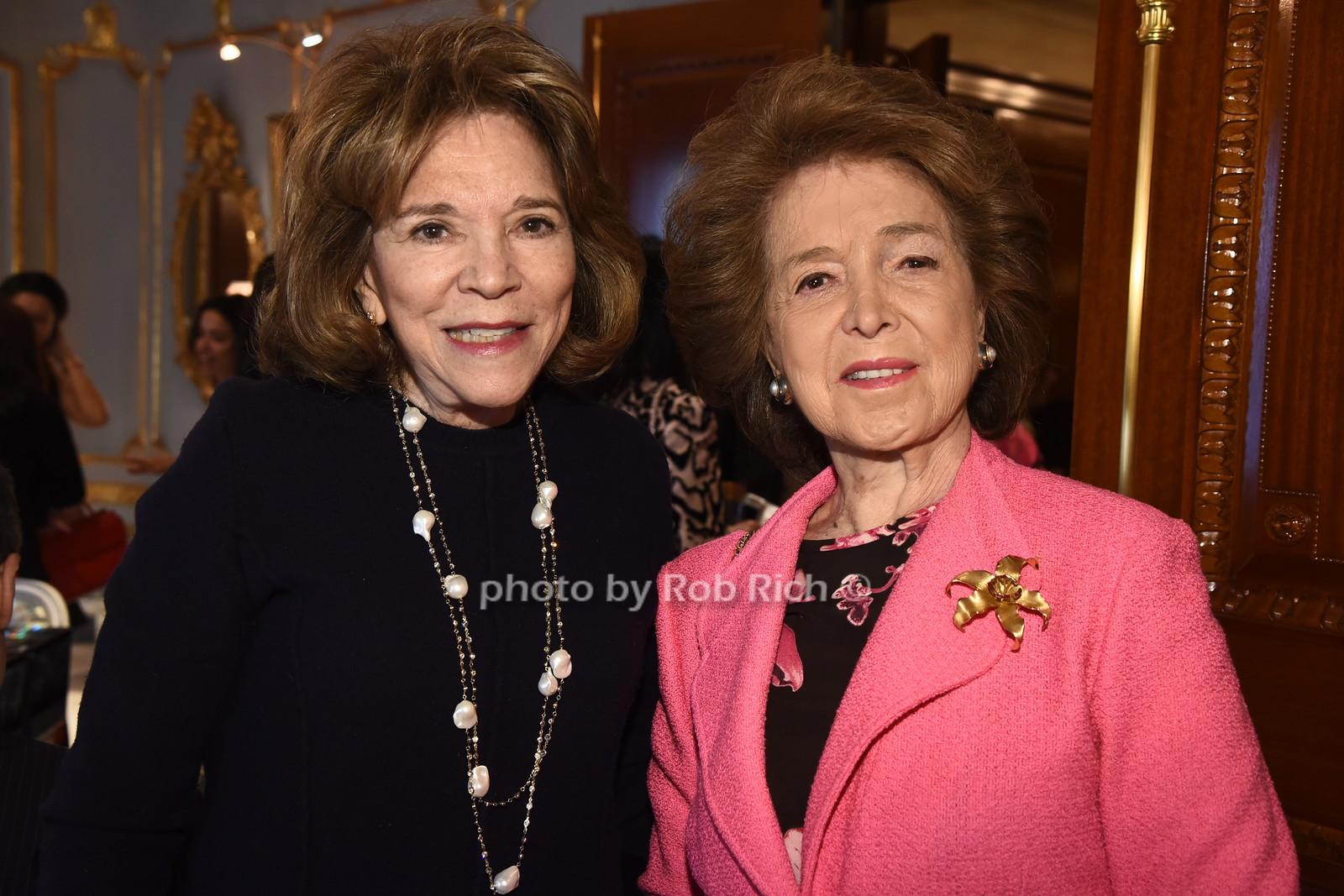 Gail Propp, Nina Weiner  photo  by Rob Rich/SocietyAllure.com ©2017 robrich101@gmail.com 516-676-3939