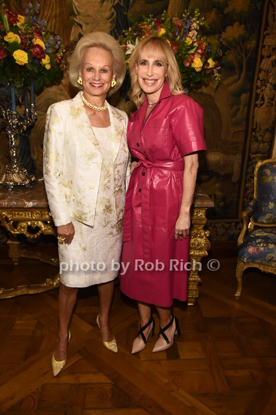 Ingeborg Rennert, Basya Lowinger  photo  by Rob Rich/SocietyAllure.com ©2017 robrich101@gmail.com 516-676-3939