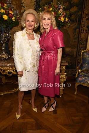 Ingeborg Rennert, Basya Lowinger  photo  by Rob Rich/SocietyAllure.com ©2017 robrich101@gmail.com 516-676-3939