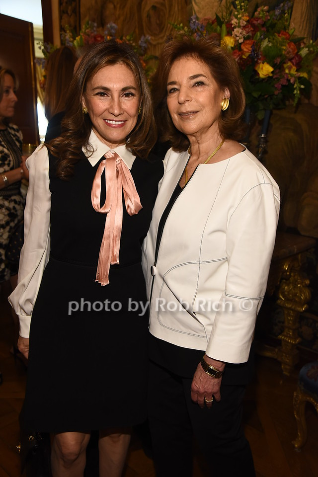 Maria Fishel, Marion Waxman