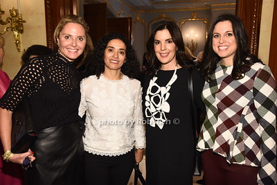 Kim Heyman, Shevi  Peters, Shari Safra, Elyssa Friedland  photo  by Rob Rich/SocietyAllure.com ©2017 robrich101@gmail.com 516-676-3939