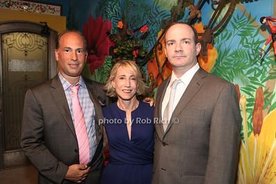 Eric Goldberg, Julie Morocco, and Patrick Harvey photo by Rob Rich/SocietyAllure.com © 2012 robwayne1@aol.com 516-676-3939