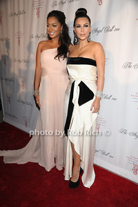Lala Anthony and Kim Kardashian photo by Rob Rich/SocietyAllure.com © 2011 robwayne1@aol.com 516-676-3939