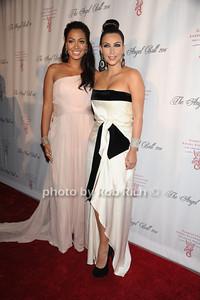 Lala Anthony and Kim Kardashian photo by Rob Rich/SocietyAllure.com © 2011 robwayne1@aol.com 516-676-3939