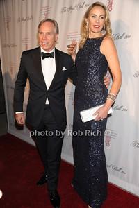 Tommy Hilfiger and Dee Ocleppo photo by Rob Rich/SocietyAllure.com © 2011 robwayne1@aol.com 516-676-3939