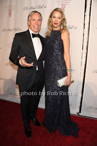 Tommy Hilfiger and Dee Ocleppo photo by Rob Rich/SocietyAllure.com © 2011 robwayne1@aol.com 516-676-3939