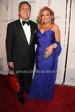 Frank Rella and Michele Rella photo by Rob Rich/SocietyAllure.com © 2011 robwayne1@aol.com 516-676-3939