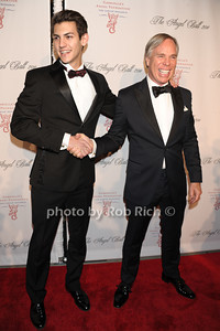 Nick Hissom and Tommy Hilfiger photo by Rob Rich/SocietyAllure.com © 2011 robwayne1@aol.com 516-676-3939