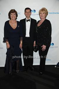Elizabeth Halverstam, Peter Culver, Donna Esteves photo by Rob Rich/SocietyAllure.com © 2011 robwayne1@aol.com 516-676-3939