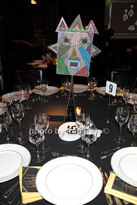 artwork at tables photo by Rob Rich/SocietyAllure.com © 2011 robwayne1@aol.com 516-676-3939