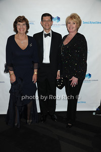 Elizabeth Halverstam, Peter Culver, Donna Esteves photo by Rob Rich/SocietyAllure.com © 2011 robwayne1@aol.com 516-676-3939