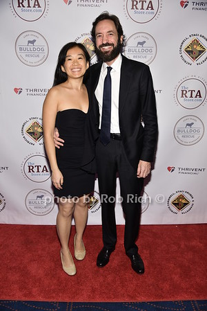 "Kimberly Wong, Jason B. Hurwitz (producer of ""The Dog Wedding"") photo by Rob Rich/SocietyAllure.com © 2015 robwayne1@aol.com 516-676-3939"