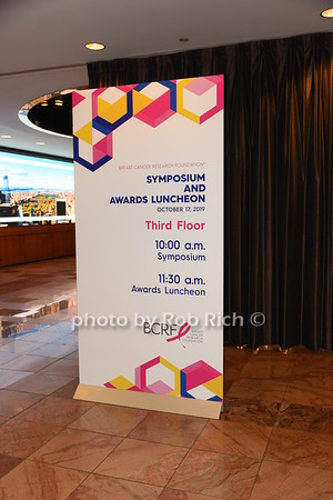2019 BCRF Symposium and Awards Luncheon