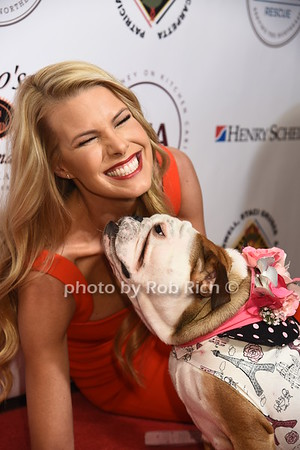 Beth Stern, Bulldog photo by Rob Rich/SocietyAllure.com © 2016 robwayne1@aol.com 516-676-3939