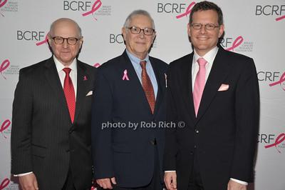 Dr.Larry Norton, Dr. Peter Greenwald, Dr.Clifford Hudis photo by Rob Rich/SocietyAllure.com © 2014 robwayne1@aol.com 516-676-3939