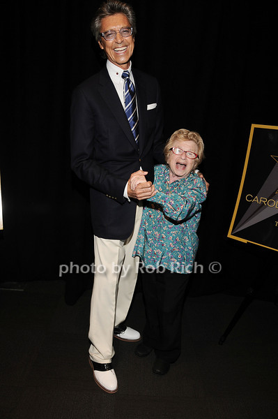 Tommy Tune, Dr.Ruth Westheimer