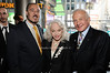 Marc Rosen, Lois Aldrin, Buzz Aldrin<br /> photo by Rob Rich © 2010 robwayne1@aol.com 516-676-3939