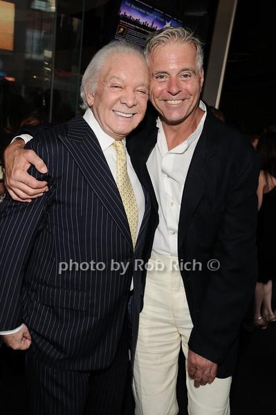 Marty Richards, Michael Milton<br /> photo by Rob Rich © 2010 robwayne1@aol.com 516-676-3939