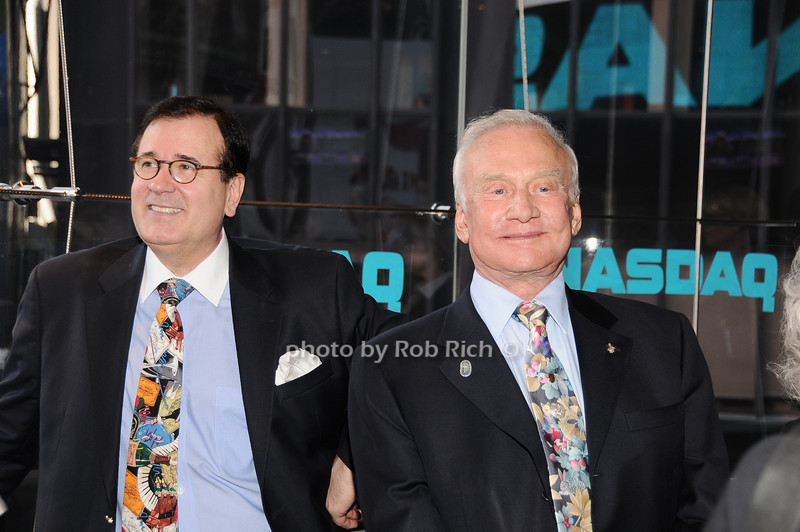 Lee Roy Reams, Buzz Aldrin<br /> photo by Rob Rich © 2010 robwayne1@aol.com 516-676-3939