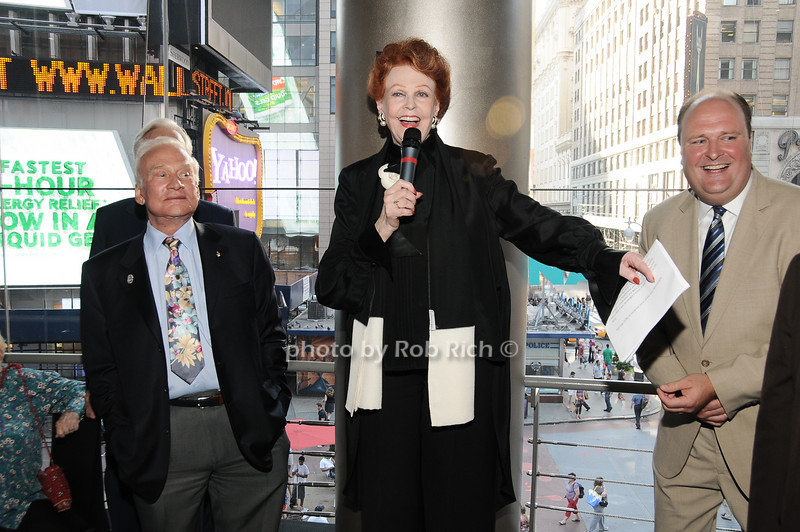 Buzz Aldrin, Arlene Dahl, David Wicks <br /> photo by Rob Rich © 2010 robwayne1@aol.com 516-676-3939