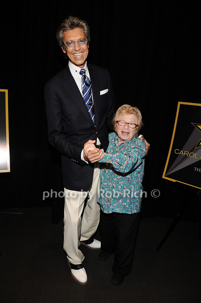 Tommy Tune, Dr.Ruth Westheimer<br /> photo by Rob Rich © 2010 robwayne1@aol.com 516-676-3939