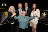 Lois Aldrin, Buzz Aldrin, David Skinner,  Anne Beagan, Dr.Ruth Westheimer<br /> photo by Rob Rich © 2010 robwayne1@aol.com 516-676-3939