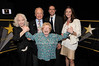 Lois Aldrin, Buzz Aldrin, David Skinner,  Anne Beagan, Dr.Ruth Westheimer<br /> photo by Rob Rich © 2010 robwayne1@aol.com 516-676-3939