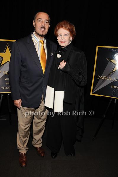 Marc Rosen, Arlene Dahl<br /> photo by Rob Rich © 2010 robwayne1@aol.com 516-676-3939