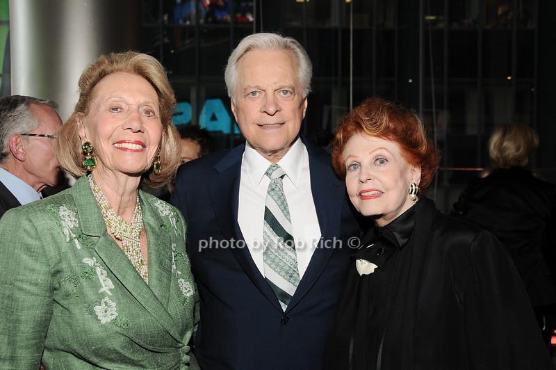 Isabelle Leeds, Robert Osborne, Arlene Dahl<br /> photo by Rob Rich © 2010 robwayne1@aol.com 516-676-3939