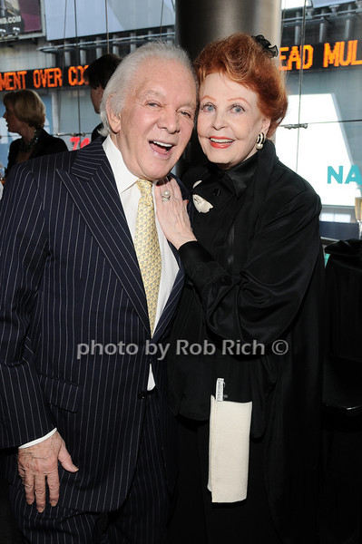 Marty Richards, Arlene Dahl<br /> photo by Rob Rich © 2010 robwayne1@aol.com 516-676-3939