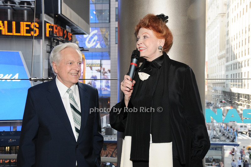 Robert Osborne, Arlene Dahl<br /> photo by Rob Rich © 2010 robwayne1@aol.com 516-676-3939