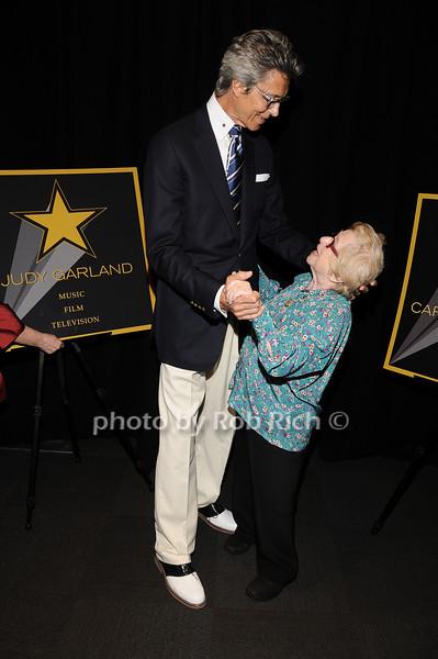 Tommy Tune, Dr.Ruth Westheimer<br /> photo by Rob Rich © 2010 robwayne1@aol.com 516-676-3939
