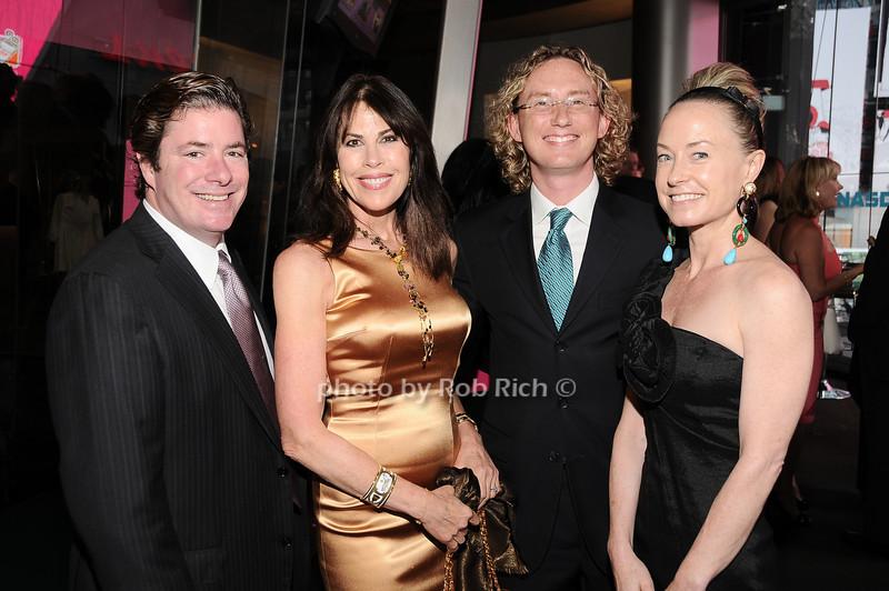 Kent Karosen , Lauren Day Roberts, Brian Hauserman, Robin Cofer<br /> photo by Rob Rich © 2010 robwayne1@aol.com 516-676-3939